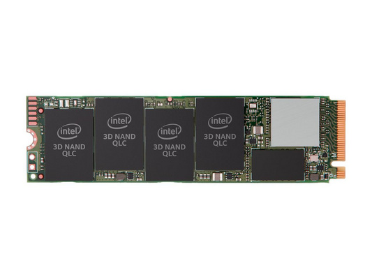 SSD 1TB M.2 80mm PCI-e 3.0 x4 NVMe, 3D2 QLC, Intel 660p
