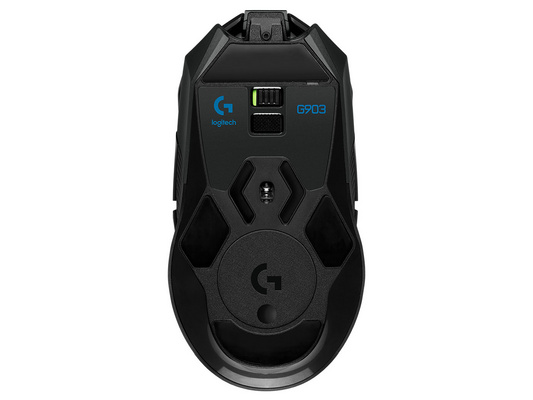 Miška Logitech G903 LIGHTSPEED Wireless HERO 16K