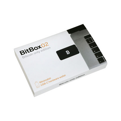 BitBox02 Bitcoin Only Edition, denarnica za Bitcoin