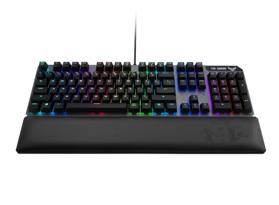 Tipkovnica ASUS TUF Gaming K7, Optical-mech Linear, RGB, USB, US SLO g.