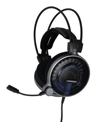 Slušalke Audio-Technica ATH-ADG1X Gaming, črne