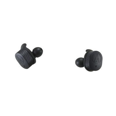 Slušalke Audio-Technica ATH-SPORT7TW True Wireless In-Ear, črne