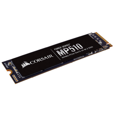 SSD 960GB M.2 80mm PCI-e 3.0 x4 NVMe, 3D TLC, Corsair MP510