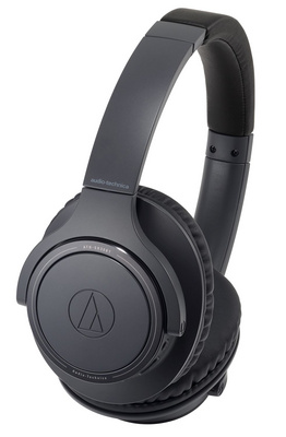 Slušalke Audio-Technica ATH-SR30BT Wireless, črne