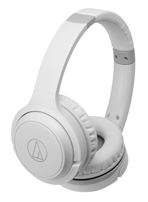 Slušalke Audio-Technica ATH-S200BT Wireless, bele