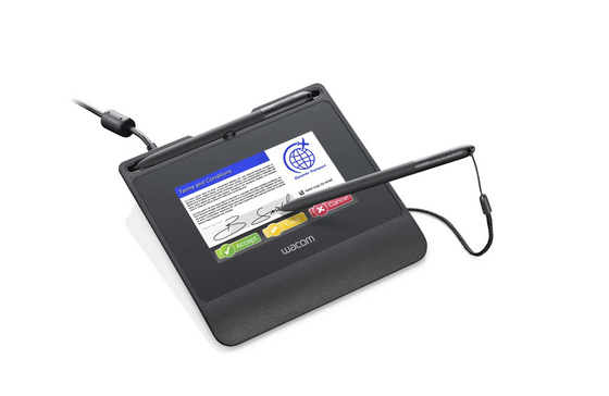 Podpisna tablica Wacom STU-540, Sign PRO PDF