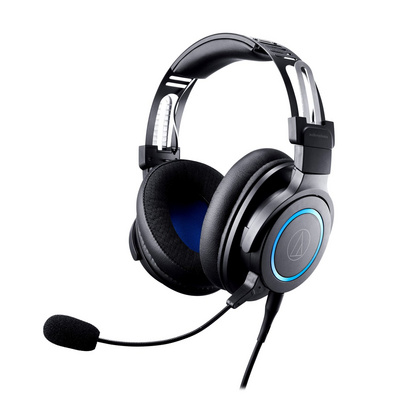 Slušalke Audio-Technica ATH-G1 Gaming, črne