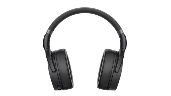 Slušalke Sennheiser HD 450BT ANC Wireless, črne