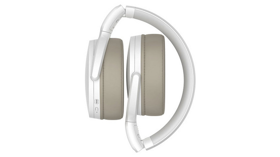 Slušalke Sennheiser HD 350BT Wireless, bele