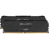 RAM DDR4 16GB Kit (2x8) PC4-21300 2666MT/s CL16 1.2V Crucial Ballistix Black