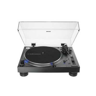 Gramofon Audio-Technica AT-LP140XP, črn