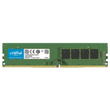 RAM DDR4 8GB PC4-25600 3200MT/s CL22 SR x8 1.2V Crucial