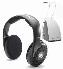 Slušalke Sennheiser RS 120-8 II, wireless