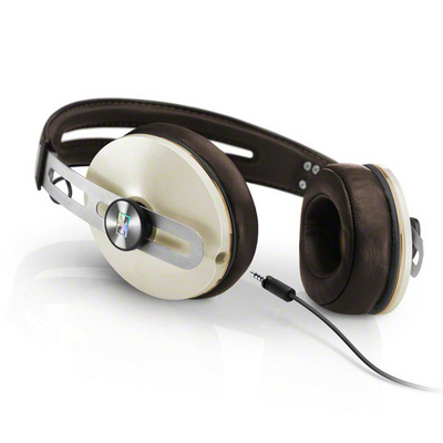Slušalke Sennheiser MOMENTUM II Over-ear, iPhone, Ivory