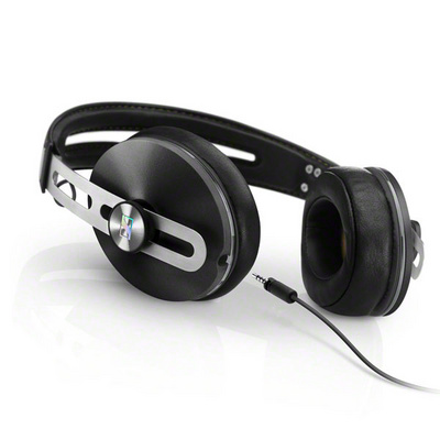 Slušalke Sennheiser MOMENTUM II Over-ear, iPhone, črne