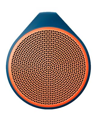 Speaker Logitech X100, bluetooth, orange :: Eventus Sistemi