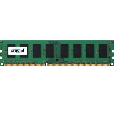 RAM DDR3L 2GB PC3-12800 1600MT/s CL11 SR 1.35V Crucial